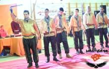 مهرجان التراث القطري للدبكة الشعبية الفريديس (الفيديو)